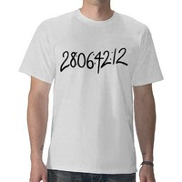 28-08-42-12-2 28:08:42:12 donnie darko t shirt from Zazzle.com