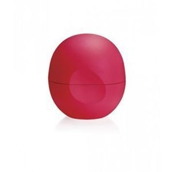 Eos Evolution of Smooth Lip Balm Sphere Pomegranate Raspberry - Pack of 2