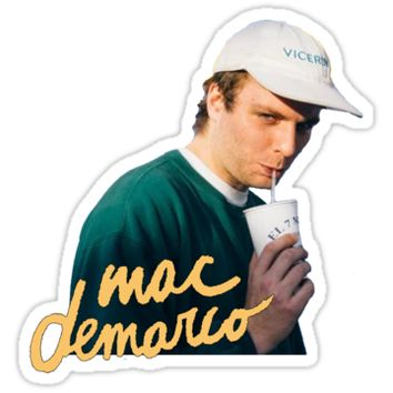 Mac Demarco Shake Design by grandshabby