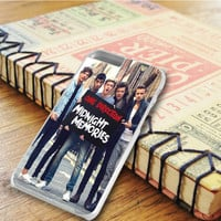 One Direction Midnight Memories Boyband iPhone 6 Plus Case