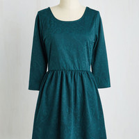 Mid-length 3 A-line Out to Winsome Dress