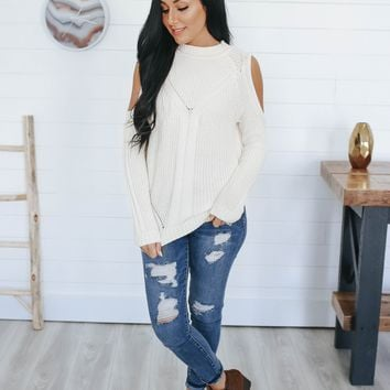 Easy Romance Sweater