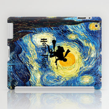 Harry potter painting apple iPad 2, 3 and iPad mini Case