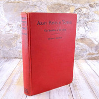 Army Posts & Towns, The Baedeker of the Army by Charles J. Sullivan from 1935