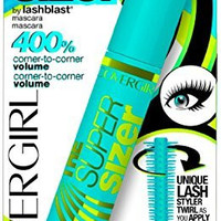 COVERGIRL Super Sizer by LashBlast Mascara Very Black .4 fl oz (12 ml)