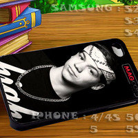 Magcon Boys Bandana iphone 4 iphone 5 samsung galaxy s4 / s3 / s2 Case Or Cover Phone.