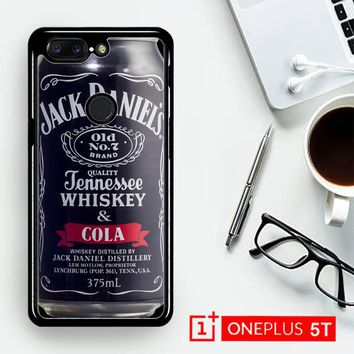 Jack Daniel'S Can R0020  OnePLus 5T / One Plus 5T Case