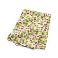 Strawberry Vine Dish Towel