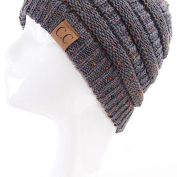 Speckled CC Beanie
