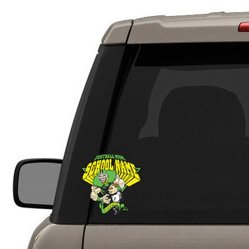 Best Mom Car Stickers Products On Wanelo - Car window decal stickers sports