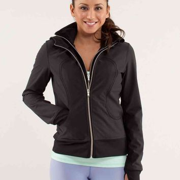 uba hoodie *softshell | women's jackets and hoodies | lululemon athletica