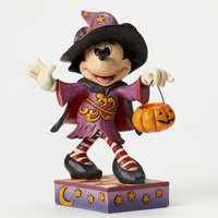 Disney Show Case Collection Sweet Treat Witch Minnie Mouse-4046026