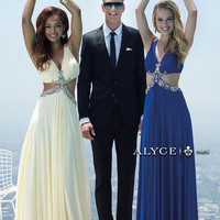 Alyce Prom 6408 Alyce Paris Prom Lillian's Prom Boutique