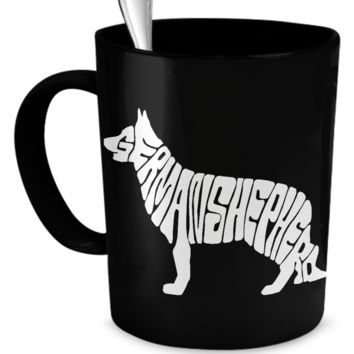 German Shepherd Mug germanshepherdmug1