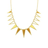 House of Harlow 1960 Jewelry Sun Flare Collar Necklace