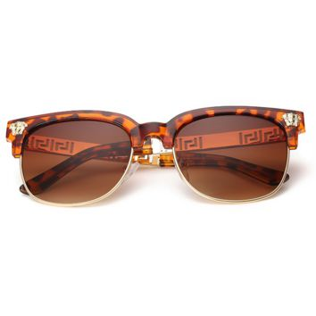 Leopard Versace Fashion Sunglasses