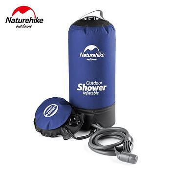 Inflatable Shower Pressure Camping Shower Water Bag