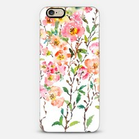 Cherry Blossoms iPhone 6 case by Pineapple Bay Studio | Casetify