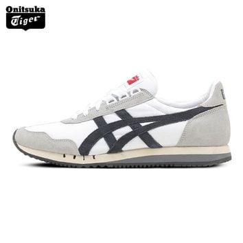 auguau Onitsuka Tiger Men skateboarding Shoes Outdoor Men Sneakers Breathable Wear-resistant Lightweight Men Sport Shoes D600N-0190