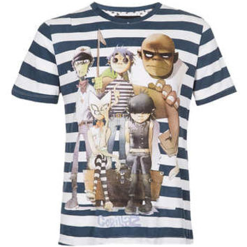 House Of The Gods 'Gorillaz' T-shirt* - View All Brands - Brands