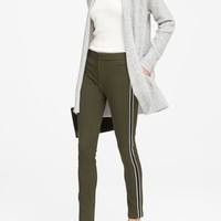 Sloan Skinny-Fit Side-Stripe Ankle Pant | Banana Republic
