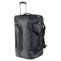 Nike Departure Roller Golf Duffle Bag (Black)