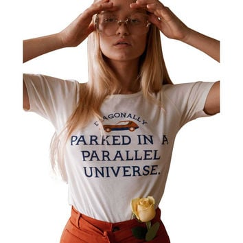 Parallel Universe Tee