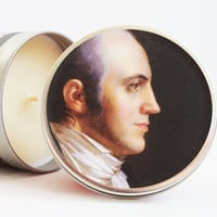 Aaron Burr-Scented Candle