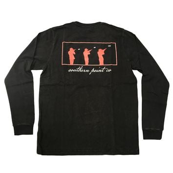 Southern Point, SIgnature Long Sleeve Tee, SLT-342
