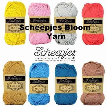 Scheepjes Bloom Yarn