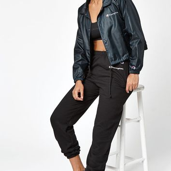 Champion Cropped Coach Jacket at PacSun.com