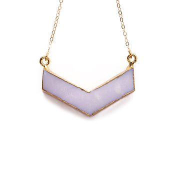 Gold Reversible Iwi Necklace