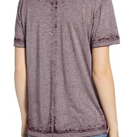 Treasure & Bond Marled Tee | Nordstrom