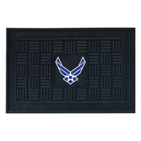 Air Force Falcons NCAA Vinyl Doormat (19x30)