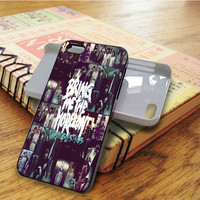 Bring Me The Horizon Collage Music Band iPhone 5C Case