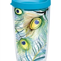 Peacock Wrap with Lid | 16oz Tumbler | Tervis®
