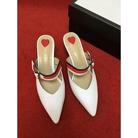 shosouvenir  GUCCI  Fashion and leisure high heels