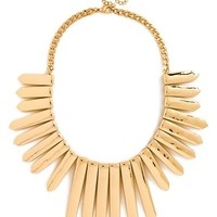 Women's Baublebar 'Ra' Bib Necklace