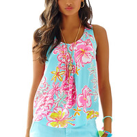 Dahlia Top - Printed - Lilly Pulitzer