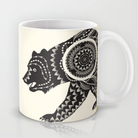 Dream Catcher Bear Mug by Famenxt