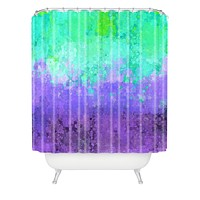 Ingrid Padilla Candy Purple Shower Curtain