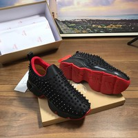 CL  Men Casual Shoes Boots fashionable casual leather