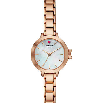 rose gold mini park row watch | Kate Spade New York