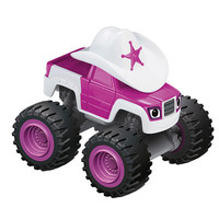 Fisher-Price Nickelodeon Blaze and the Monster Machines Starla Die-Cast Truck