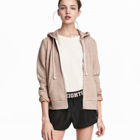 Hooded Jacket - from H&M