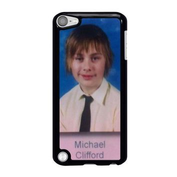 5SOS MICHAEL CLIFFORD iPod Touch 5 Case Cover