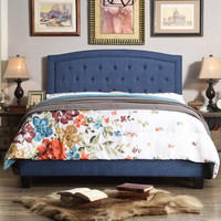Mulhouse Furniture Gabriel Upholstered Panel Bed