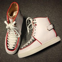 Cl Christian Louboutin Style #2166 Sneakers Fashion Shoes - Best Online Sale
