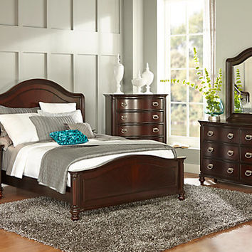 Mansell Manor 5 Pc King Bedroom