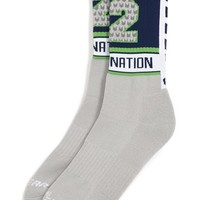 Boy's G206 Wear 'Seattle Seahawks 12th Man' Socks